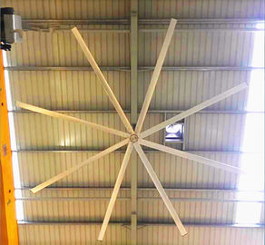 Chine Fan de plafond axiale anti-déflagrante de flux d'air de grand diamètre de fans de plafond de HVLS usine
